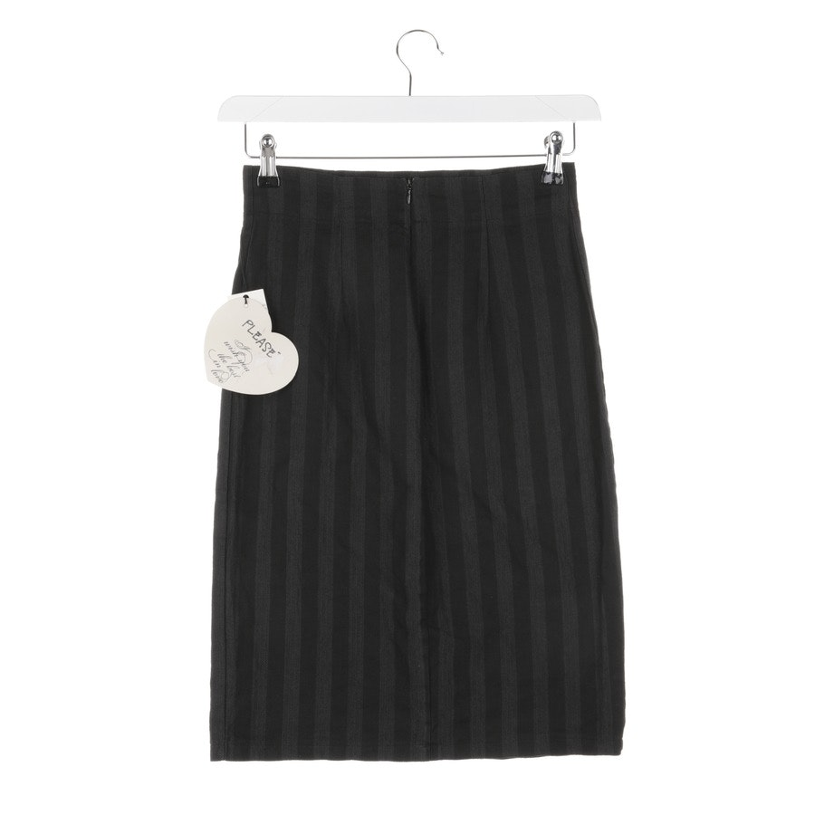 skirt from Please in black and grey size S - new