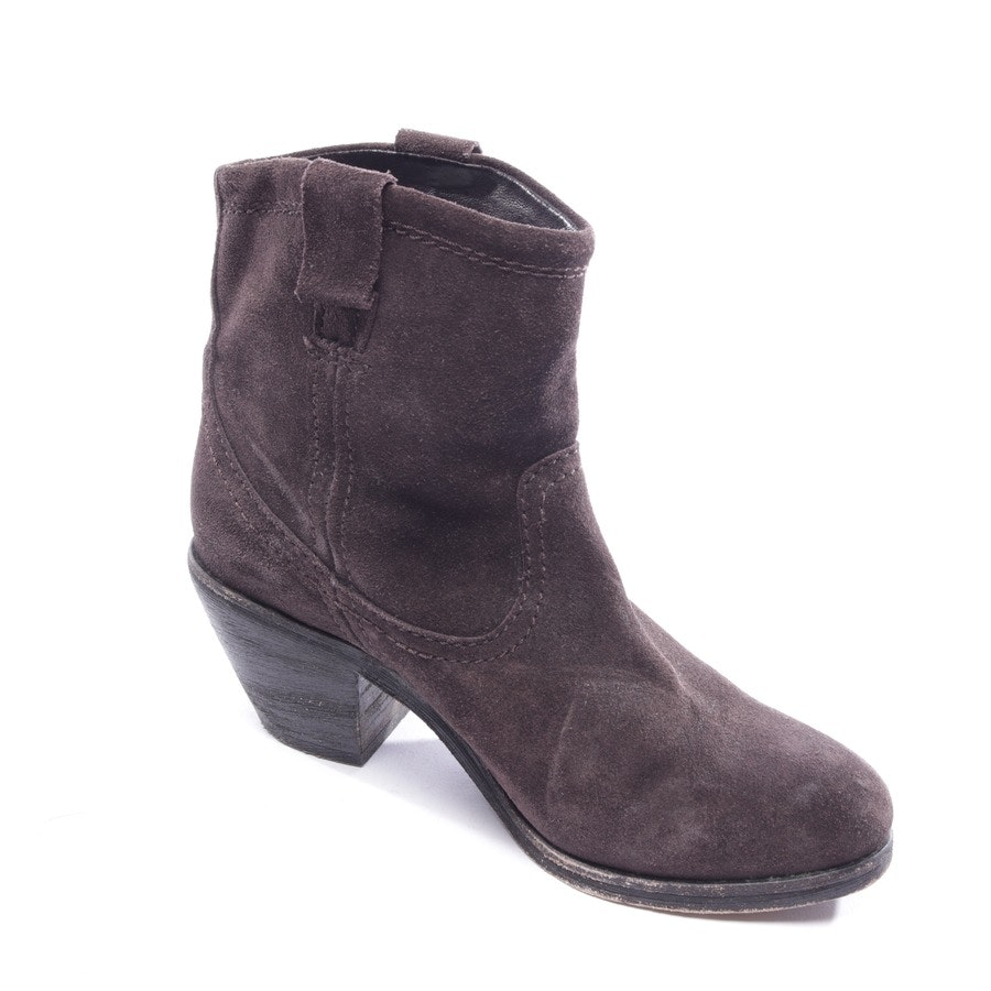 ankle boots from Ash in brown size EUR 36
