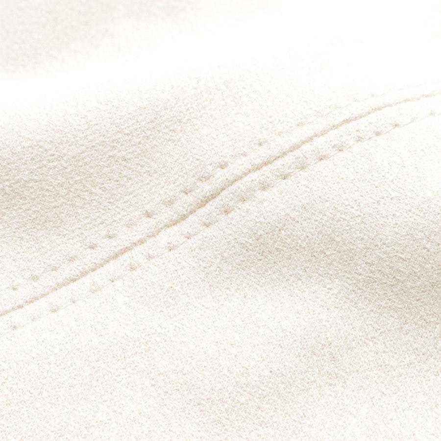 between-seasons jackets from Marc Cain in ecru size 38 N3