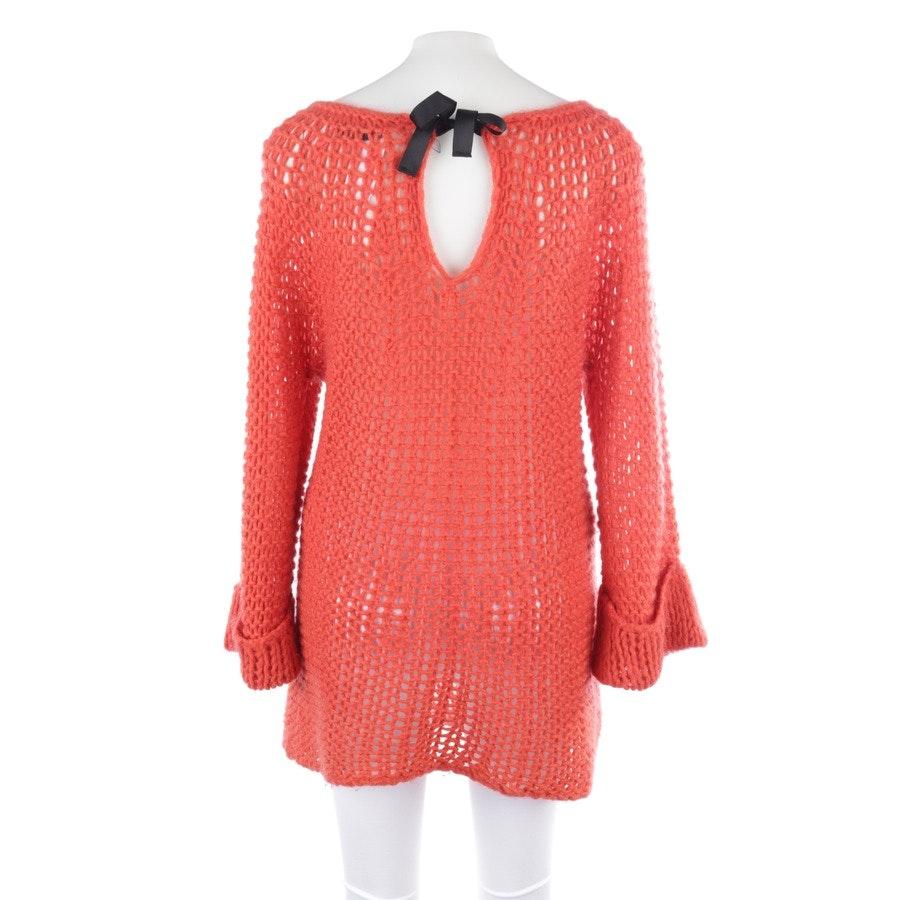 Pullover von Oui in Orange Gr. 40