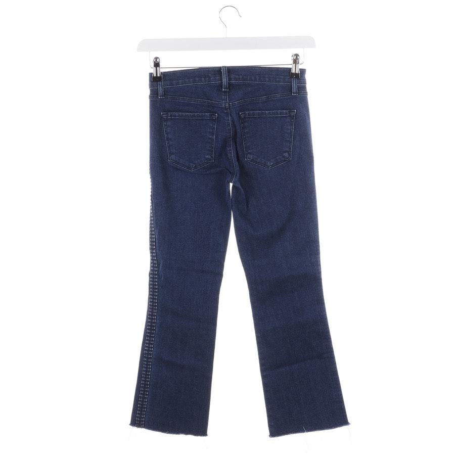 Jeans von J Brand in Dunkelblau Gr. W24 - Caspian