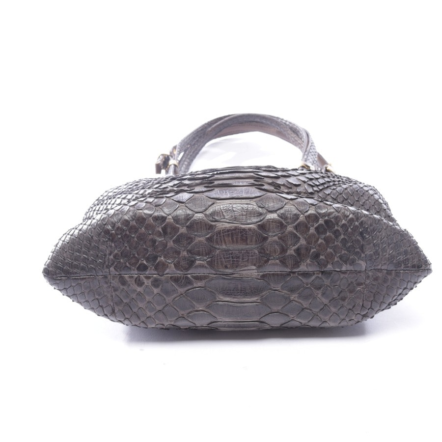 handbag from Bottega Veneta in brown - python