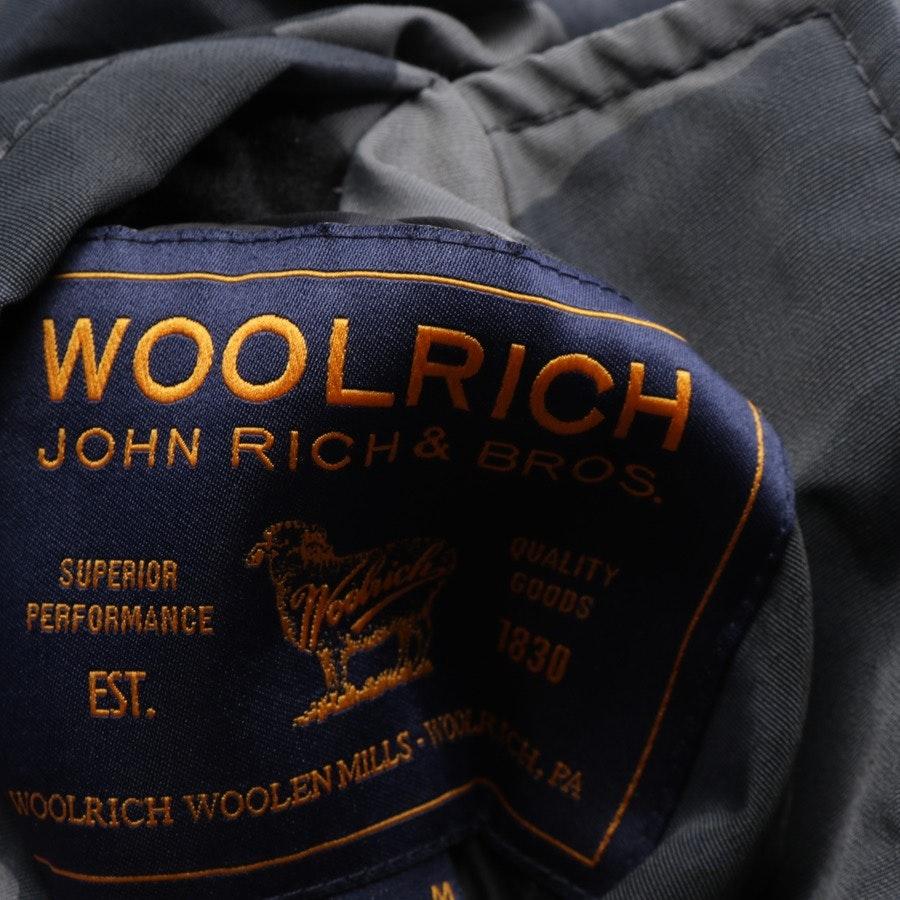 Wendejacke von Woolrich in Graublau Gr. L - NEU mit Etikett