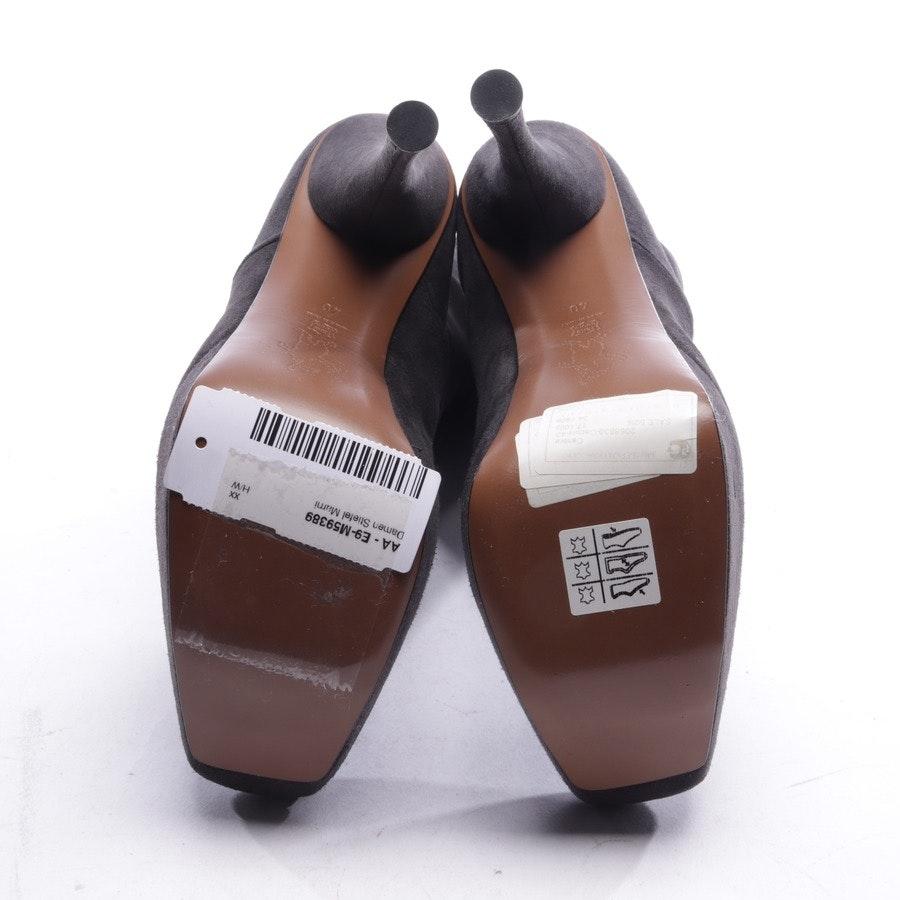 Stiefel von Marni in Granit Gr. EUR 40 - Neu