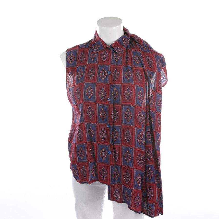 Bluse von Balenciaga in Multicolor Gr. 32 FR 34