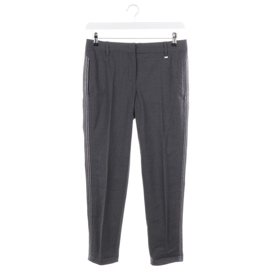 trousers from Marc Cain in greyme-long size 36 N2