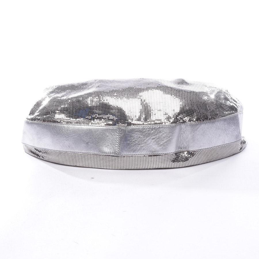 Schultertasche von Chloé in Silber