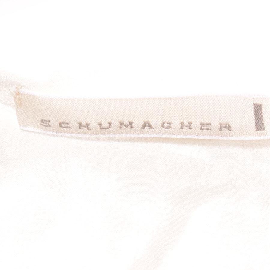 Seidentop von Schumacher in Multicolor Gr. DE 34 / 1