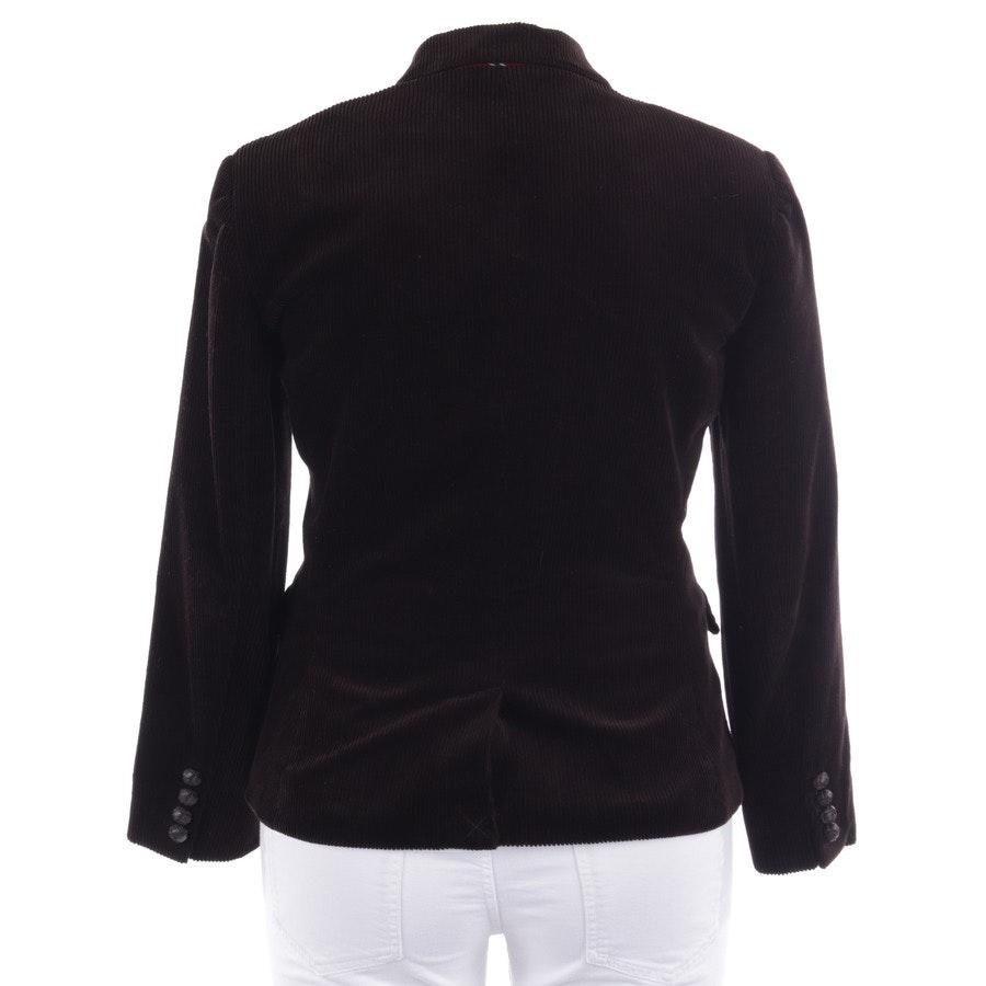 blazer from Tommy Hilfiger in black-brown size 40 US 10