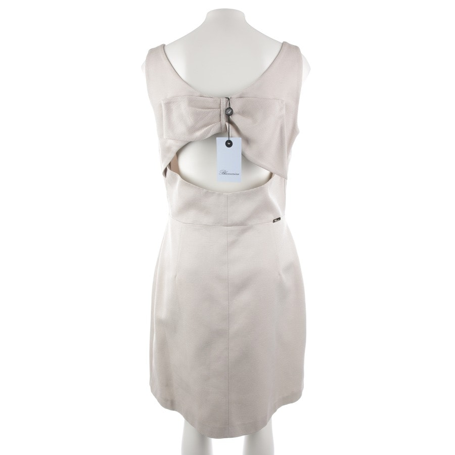 dress from Blumarine in cream size 42 - new