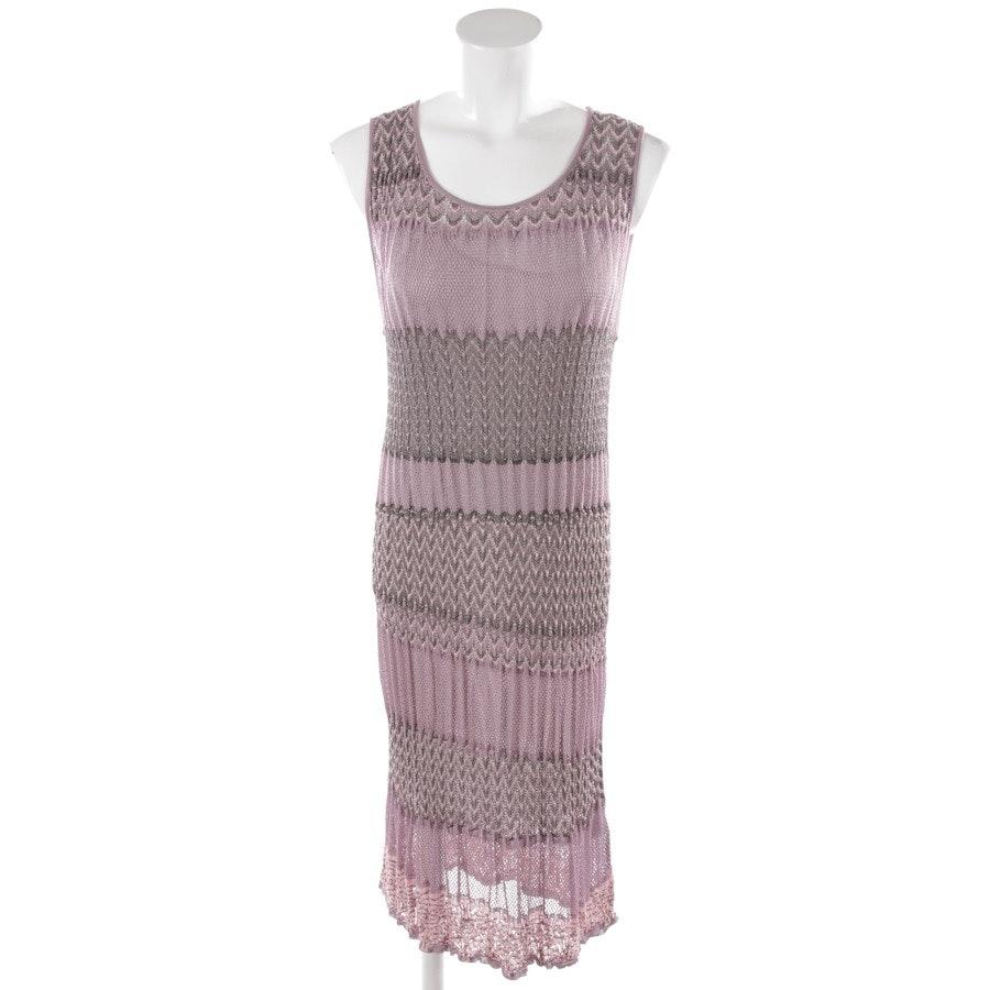 Kleid von Blumarine in Lila und Grau Gr. S - Neu