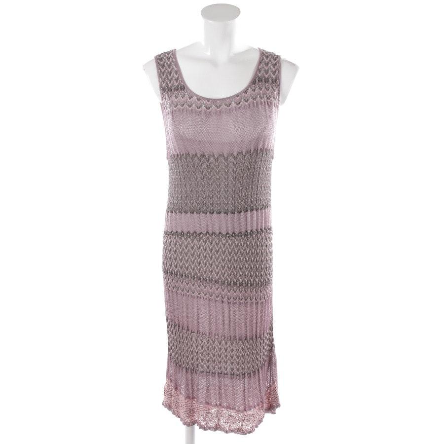 Kleid von Blumarine in Lila und Grau Gr. S