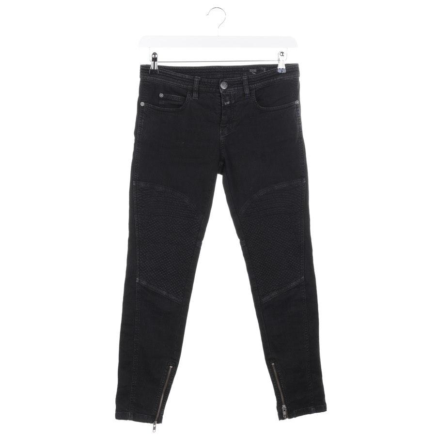 Jeans von Closed in Schwarz Gr. W28