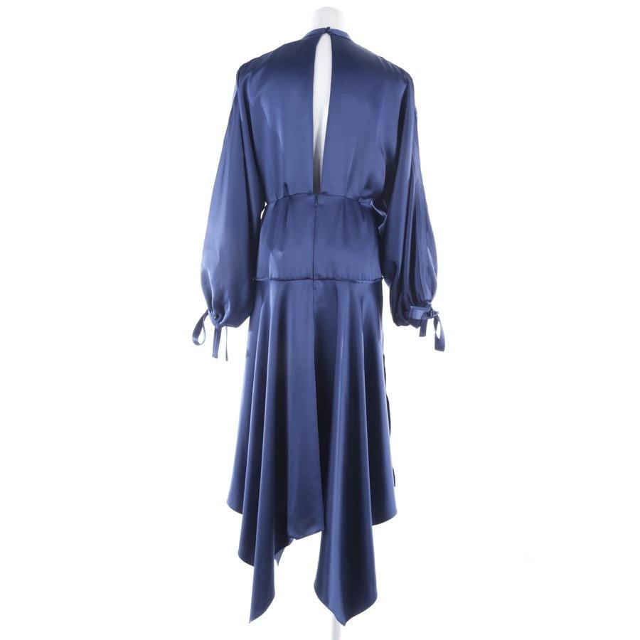 Kleid von Self-Portrait in Blau Gr. 34 UK 8