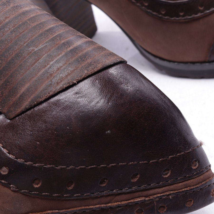 Ankle Boots von Marc O'Polo in Braun Gr. D 36