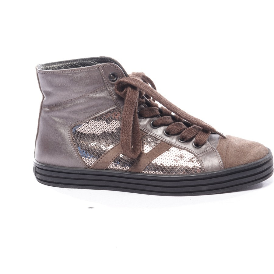 High-Top Sneaker von Hogan Rebel in Multicolor Gr. D 36