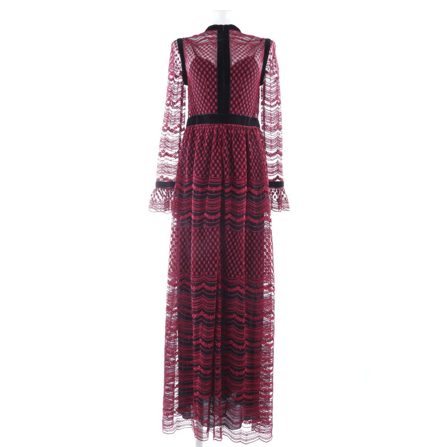 dress from Philosophy di Lorenzo Serafini in red and black size 40 - new