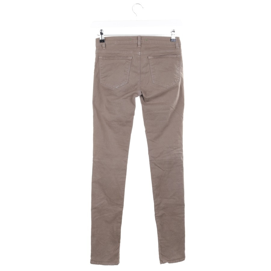 Jeans von J Brand in Khaki Gr. W27 - The Pencil Leg