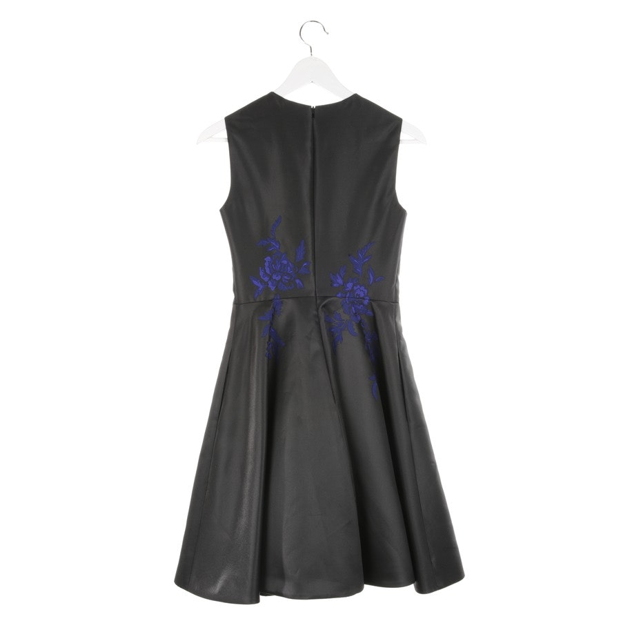 dress from Karen Millen in black and blue size 34