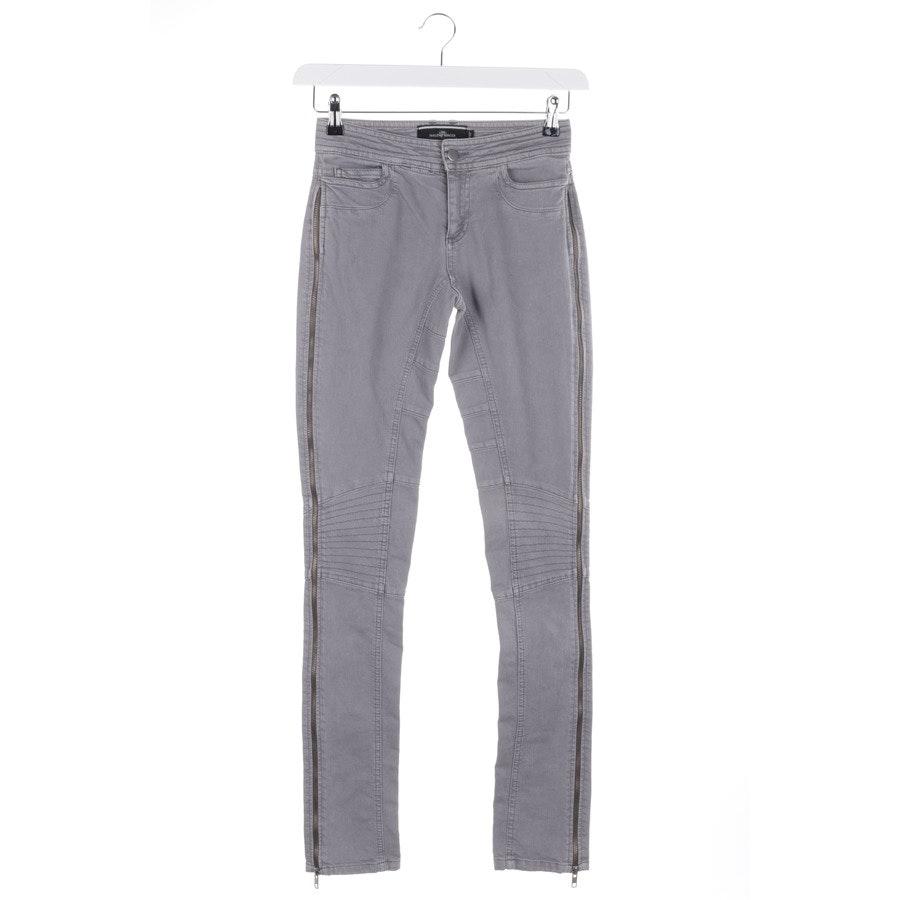 Jeans von Malene Birger in Hellgrau Gr. W27