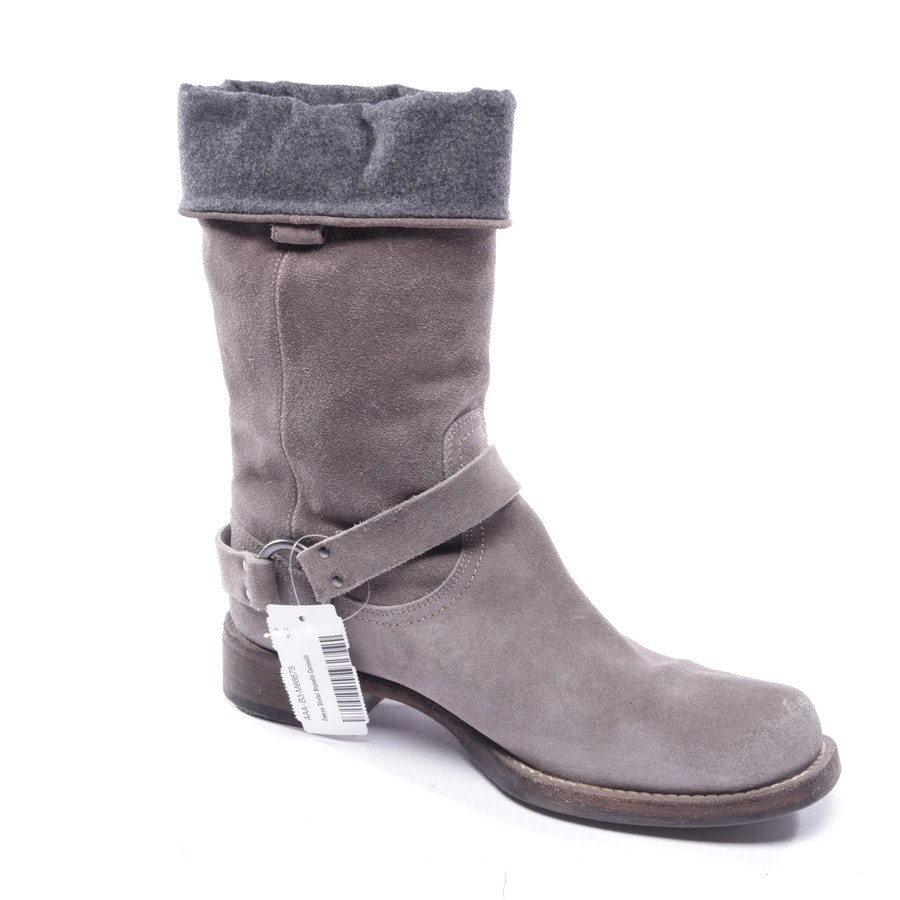 boots from Brunello Cucinelli in grey size EUR 39