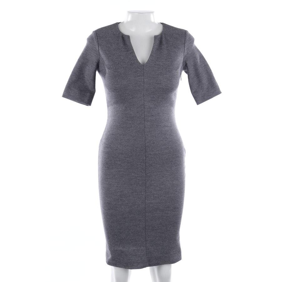 Kleid von Diane von Furstenberg in Grau meliert Gr. 30 US 0