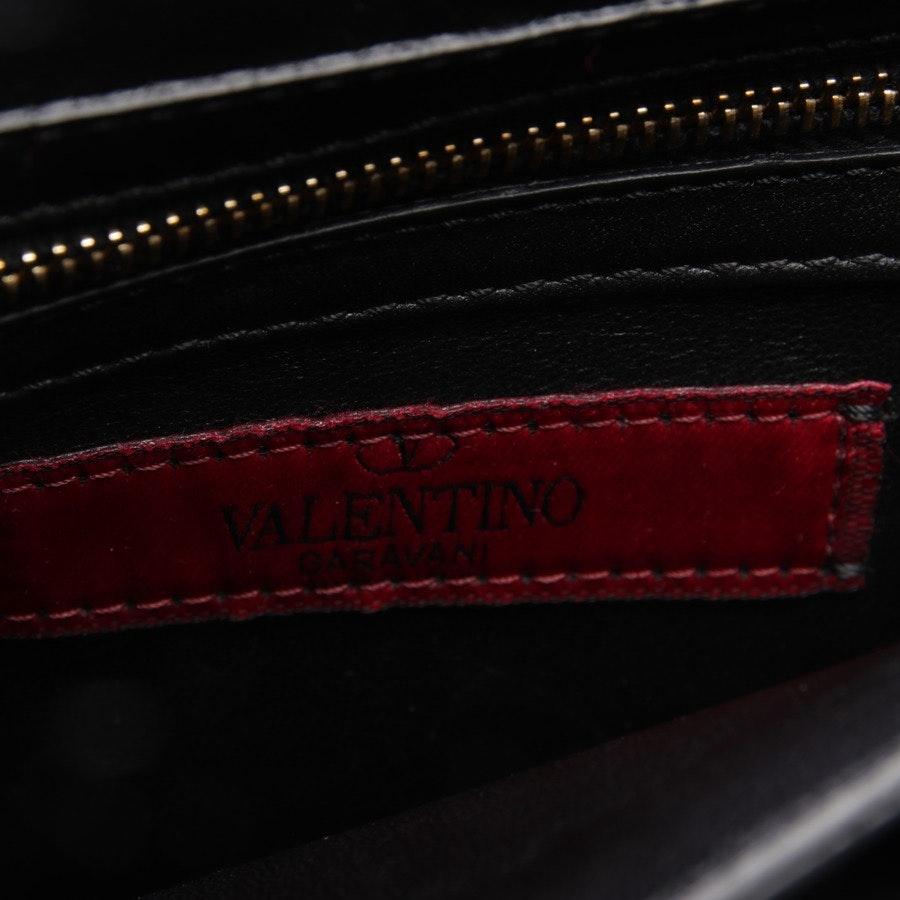 Schultertasche von Valentino in Schwarz - Rockstud