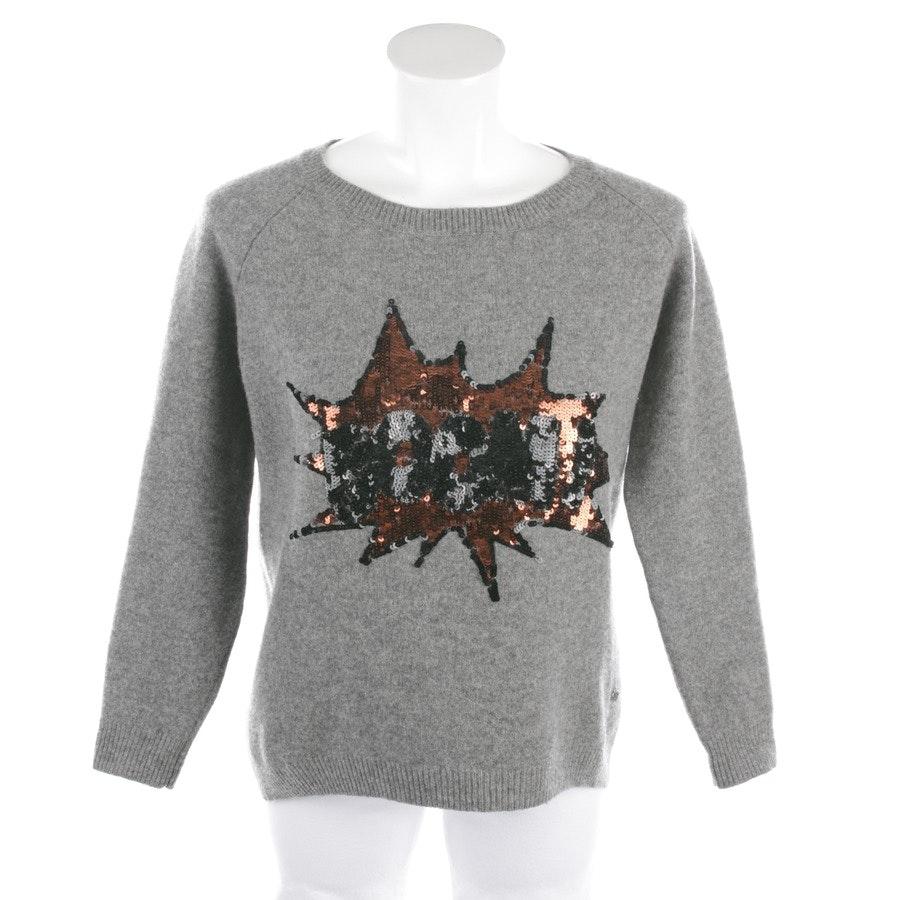 knitwear from Lieblingsstück in grey mottled size 38