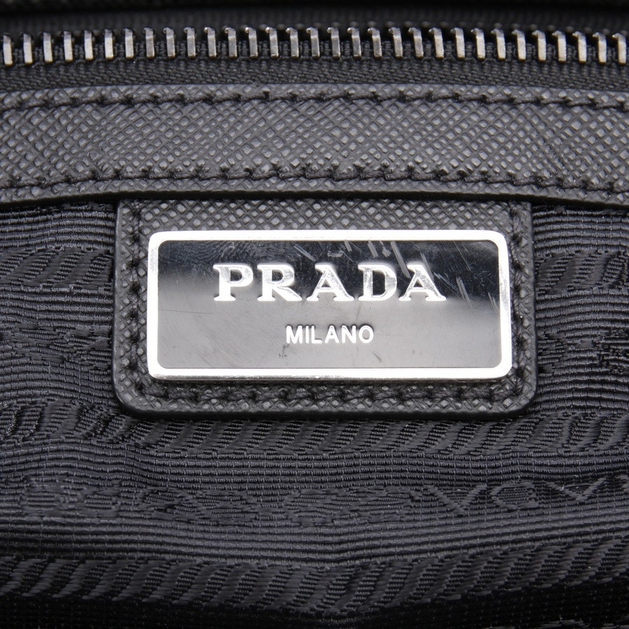 shoulder bag from Prada in black