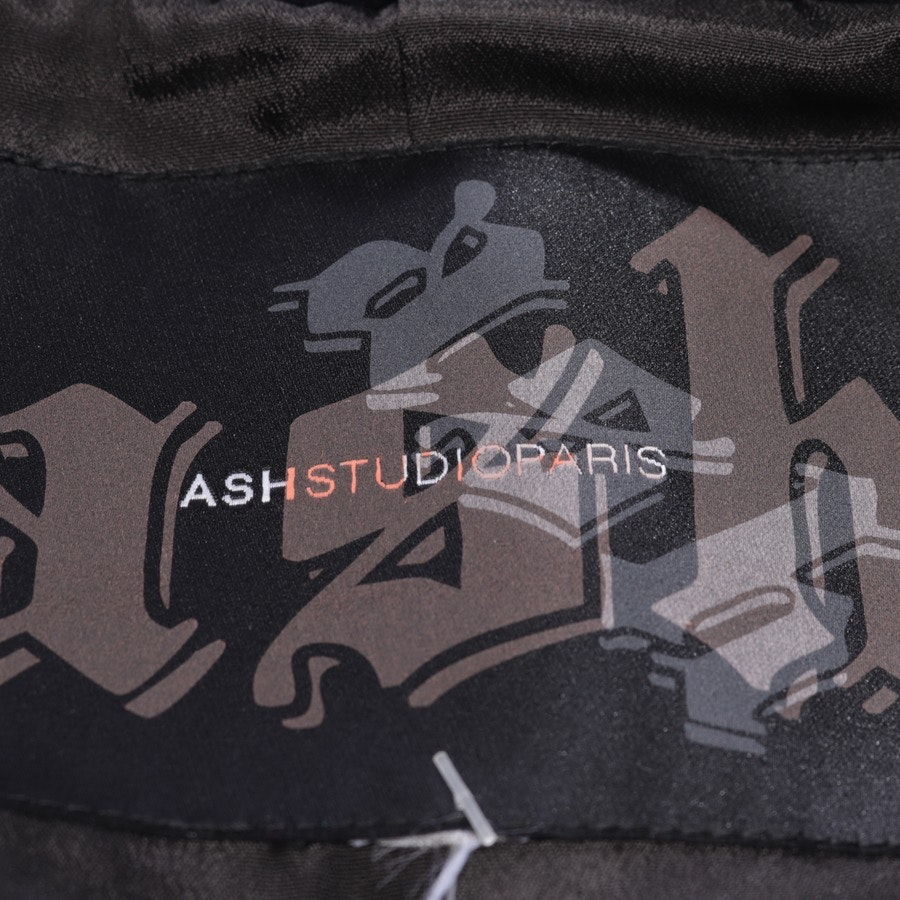 Übergangsjacke von Ash in Dunkelblau Gr. 32 FR 34