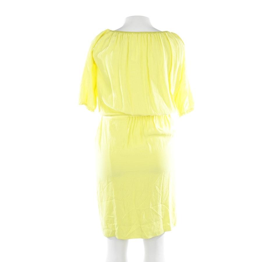 Kleid von Ba&sh in Gelb Gr. 32 // 0