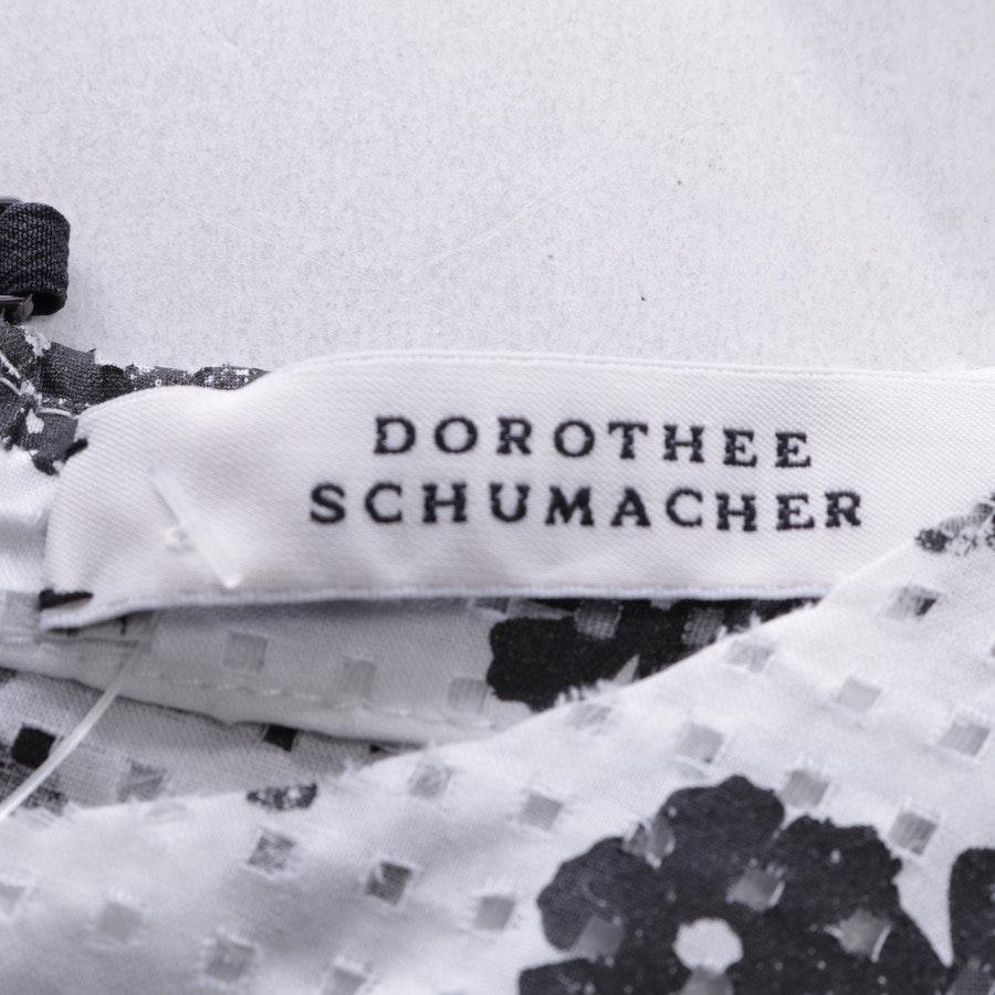 Top von Dorothee Schumacher in Schwarz und Weiß Gr. 34 / 1