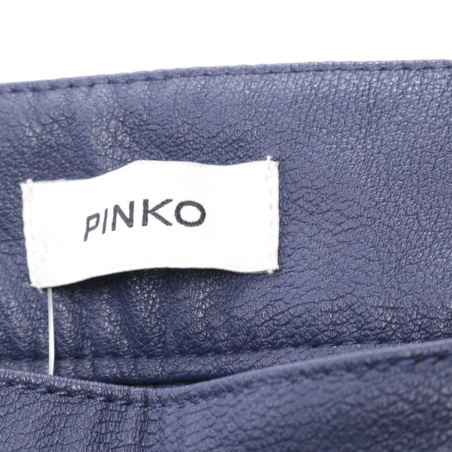 trousers from Pinko in dark blue size 38