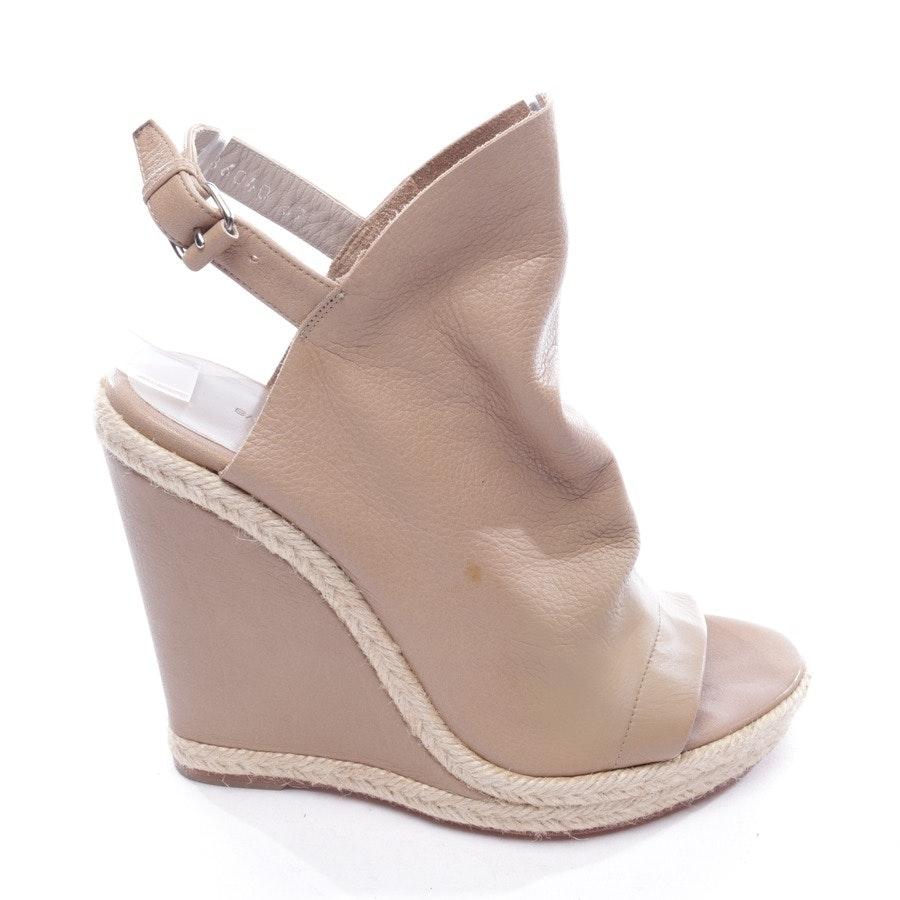 Sandaletten von Balenciaga in Nude Gr. D 37
