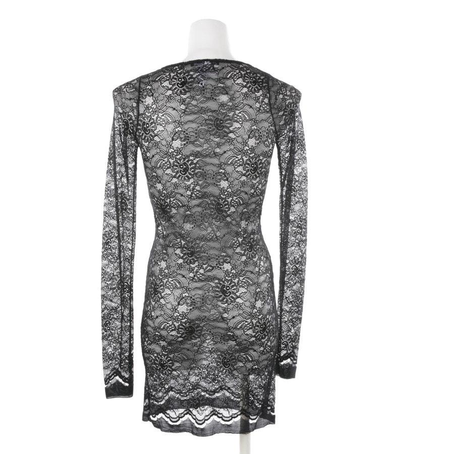 Kleid von Patrizia Pepe in Schwarz Gr. 32 / 0