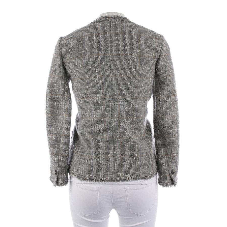 Blazer von Isabel Marant Étoile in Grau und Weiß Gr. 34 FR 36