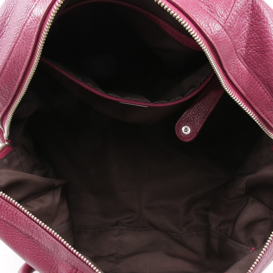 shoulder bag from Aigner in plum
