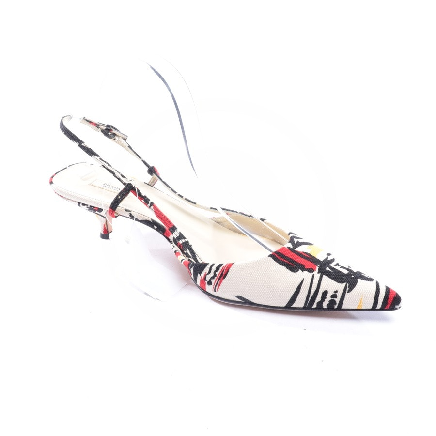 Slingbacks von Prada in Multicolor Gr. D 41
