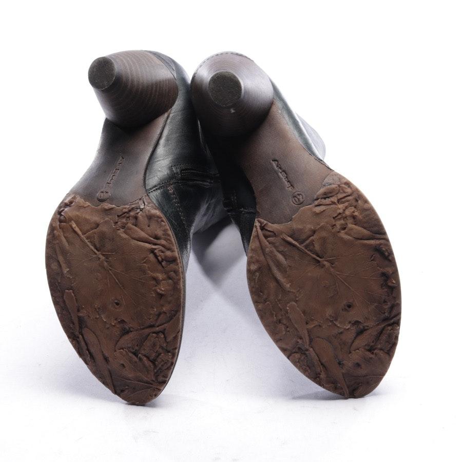 Stiefel von Airstep in Dunkelgrün Gr. EUR 40