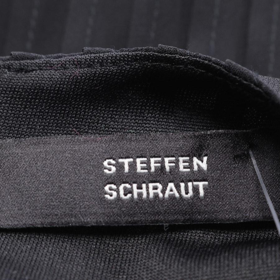 Kleid von Steffen Schraut in Schwarz Gr. 36