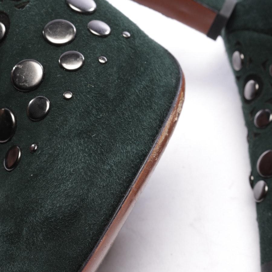 Stiefeletten von Alaia in Waldgrün Gr. EUR 40,5