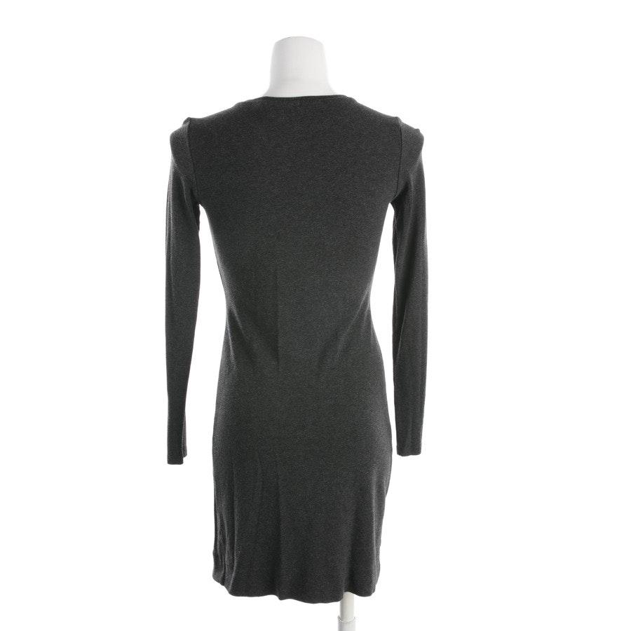 Kleid von Marc O'Polo in Dunkelgrau Gr. 34