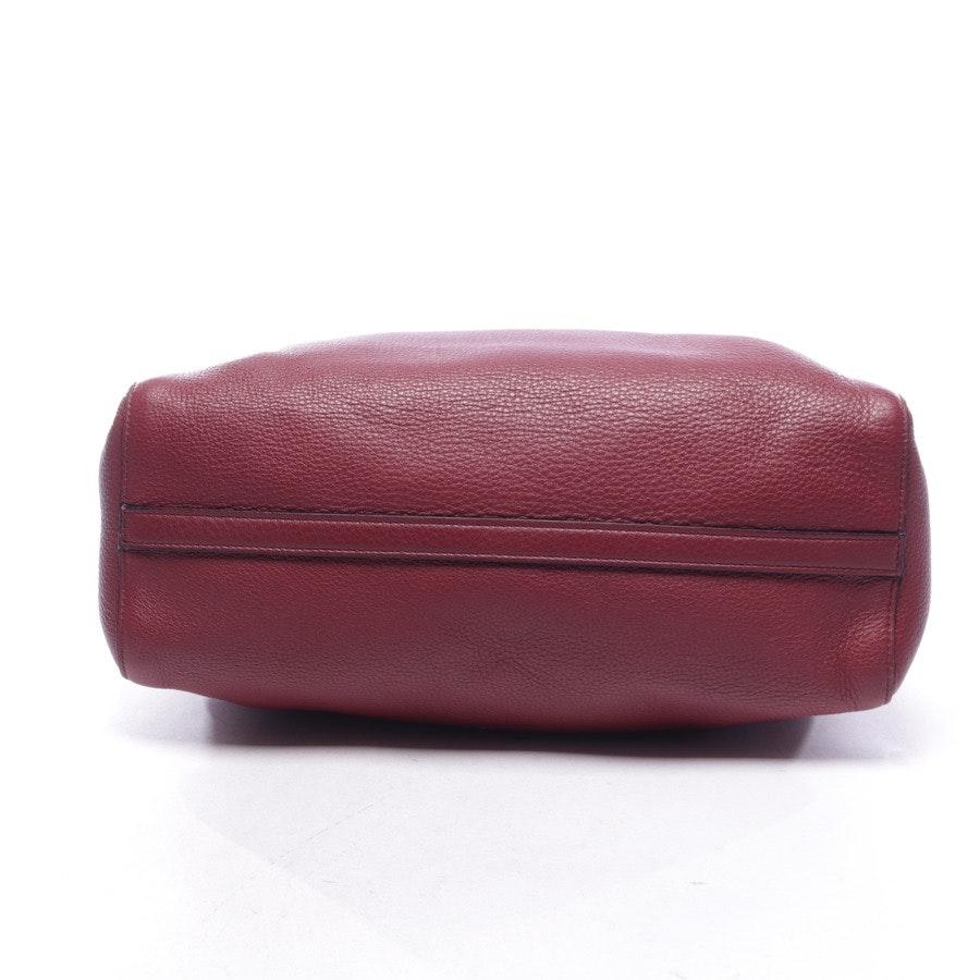 Handtasche von Prada in Bordeaux