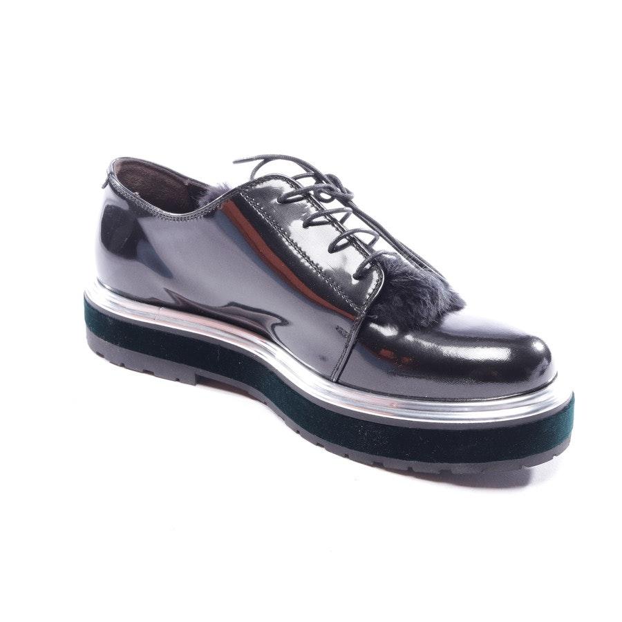 loafers from AGL Attilio Giusti Leombruni in black size EUR 35 - new