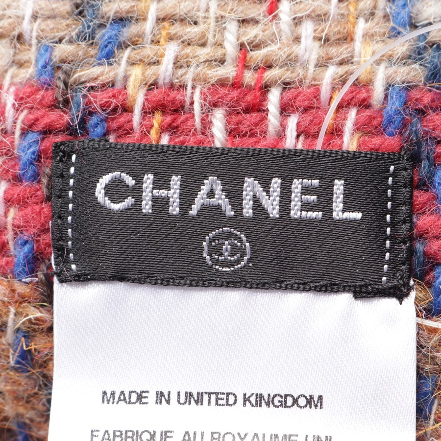 rug from Chanel in multicolor
