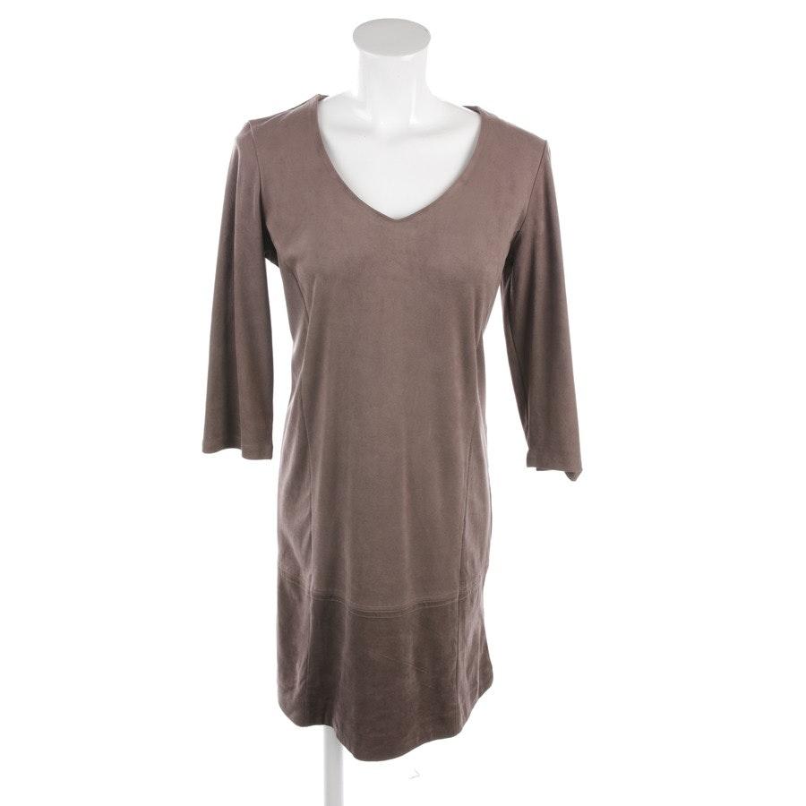 Kleid von Bloom in Taupe Gr. 38