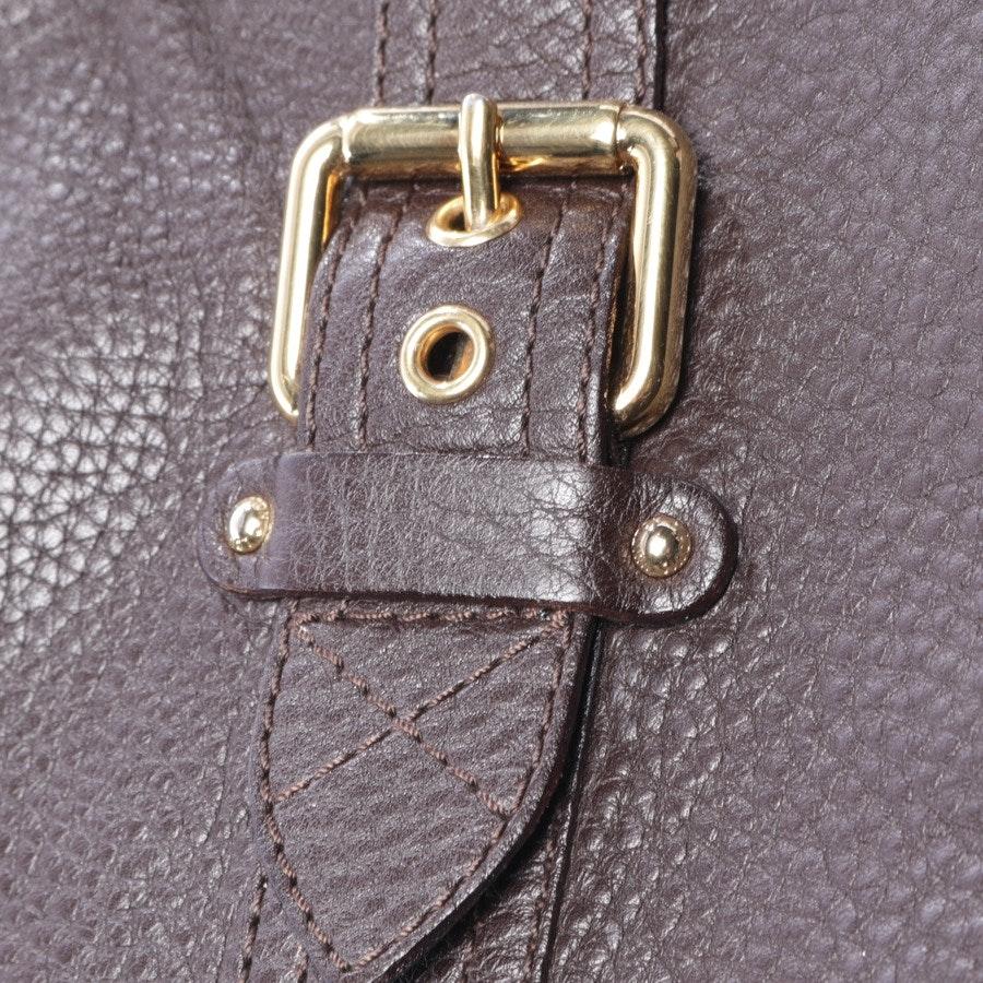 Stiefel von Louis Vuitton in Dunkelbraun Gr. EUR 39
