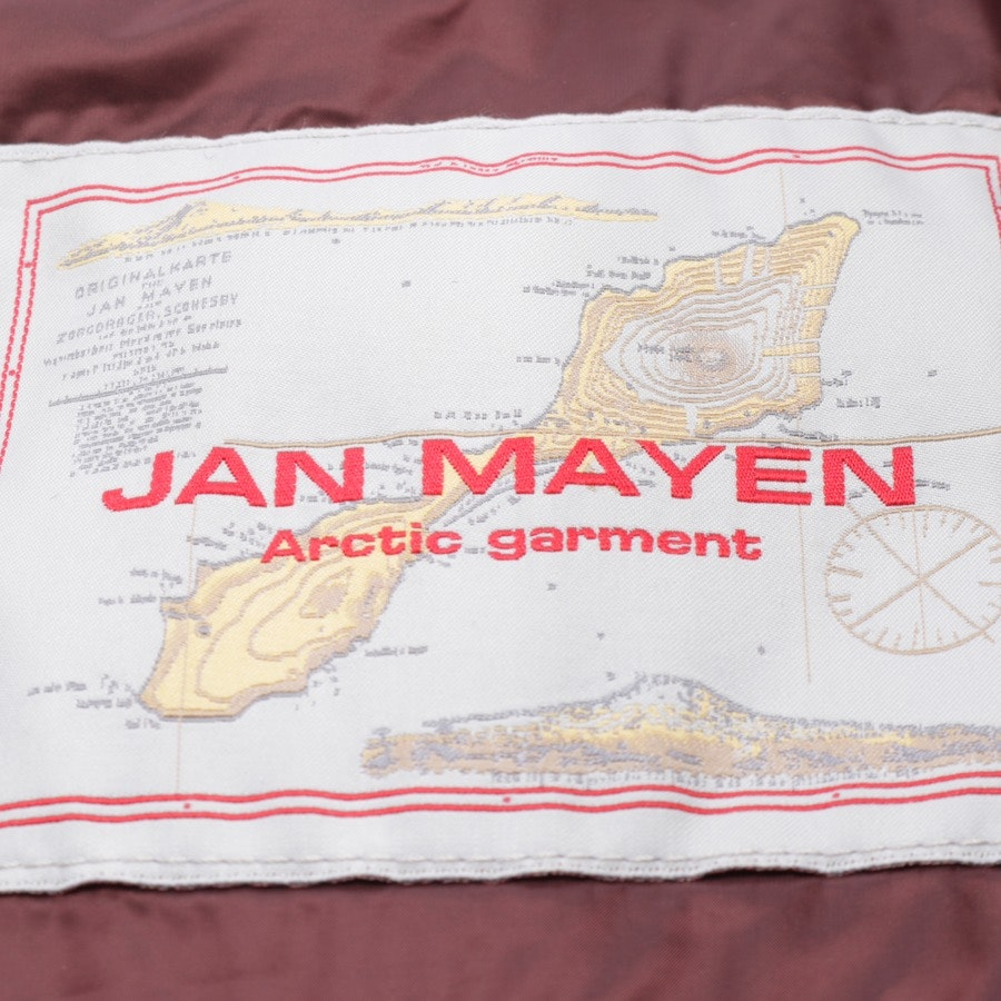Daunenjacke von Jan Mayen in Multicolor Gr. 38 IT 44