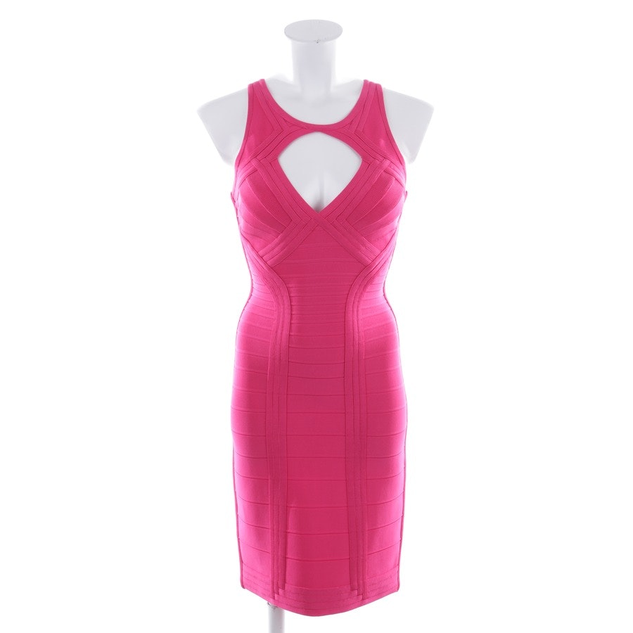 dress from Hervé Léger in pink size S - new