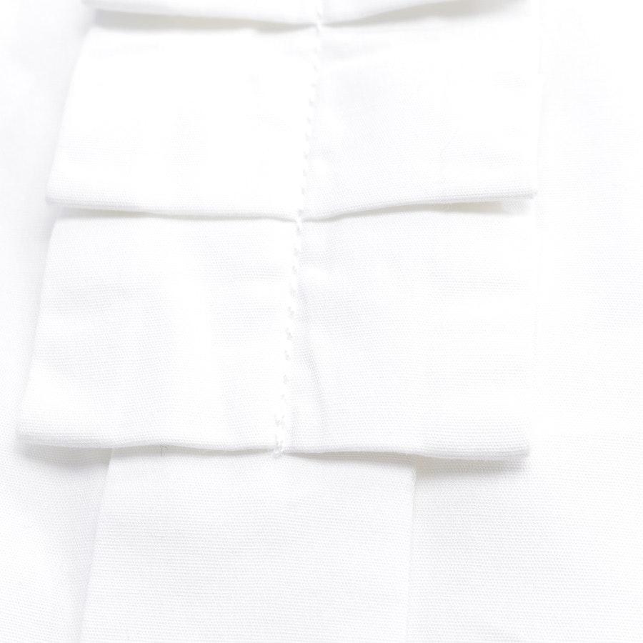 Bluse von Schumacher in Weiß Gr. XL